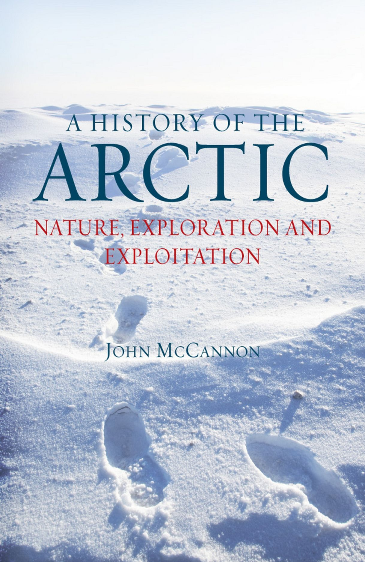 A History of the Arctic