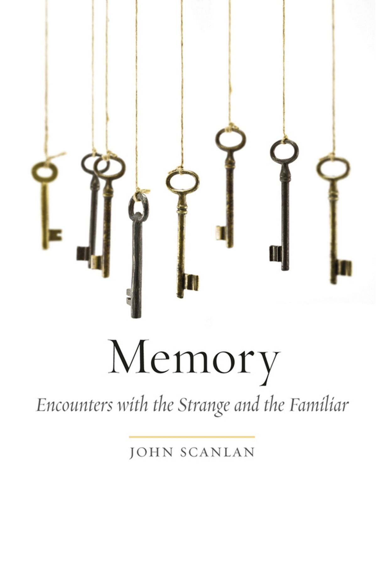 Memory: Encounters with the Strange and the Familiar