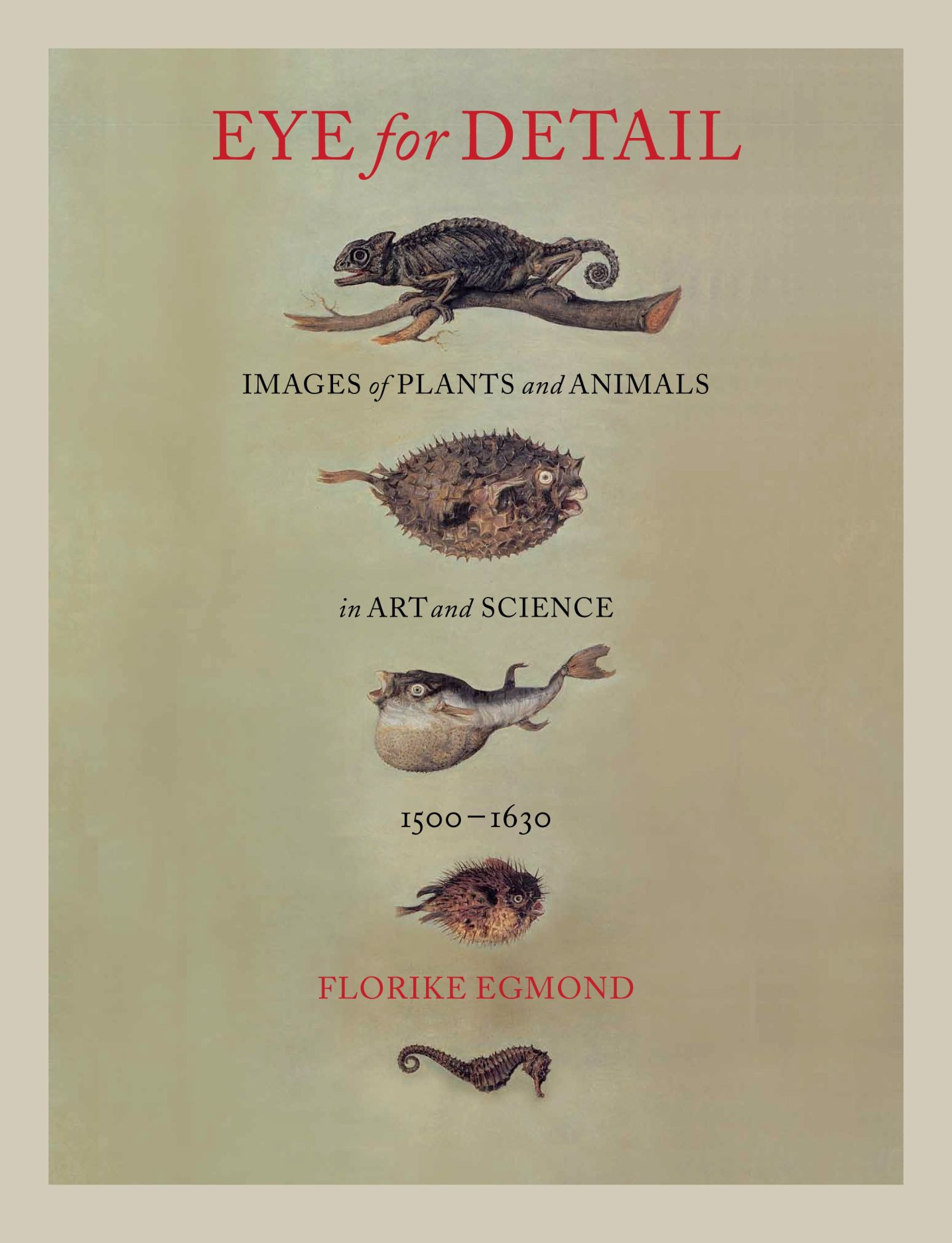 Eye for Detail: Images of Plants and Animals in Art and Science, 1500-1630
