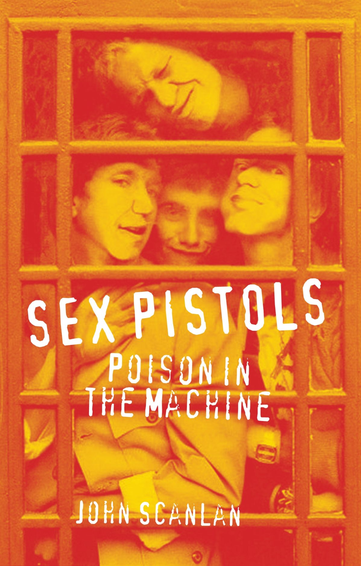 Sex Pistols: Poison in the Machine