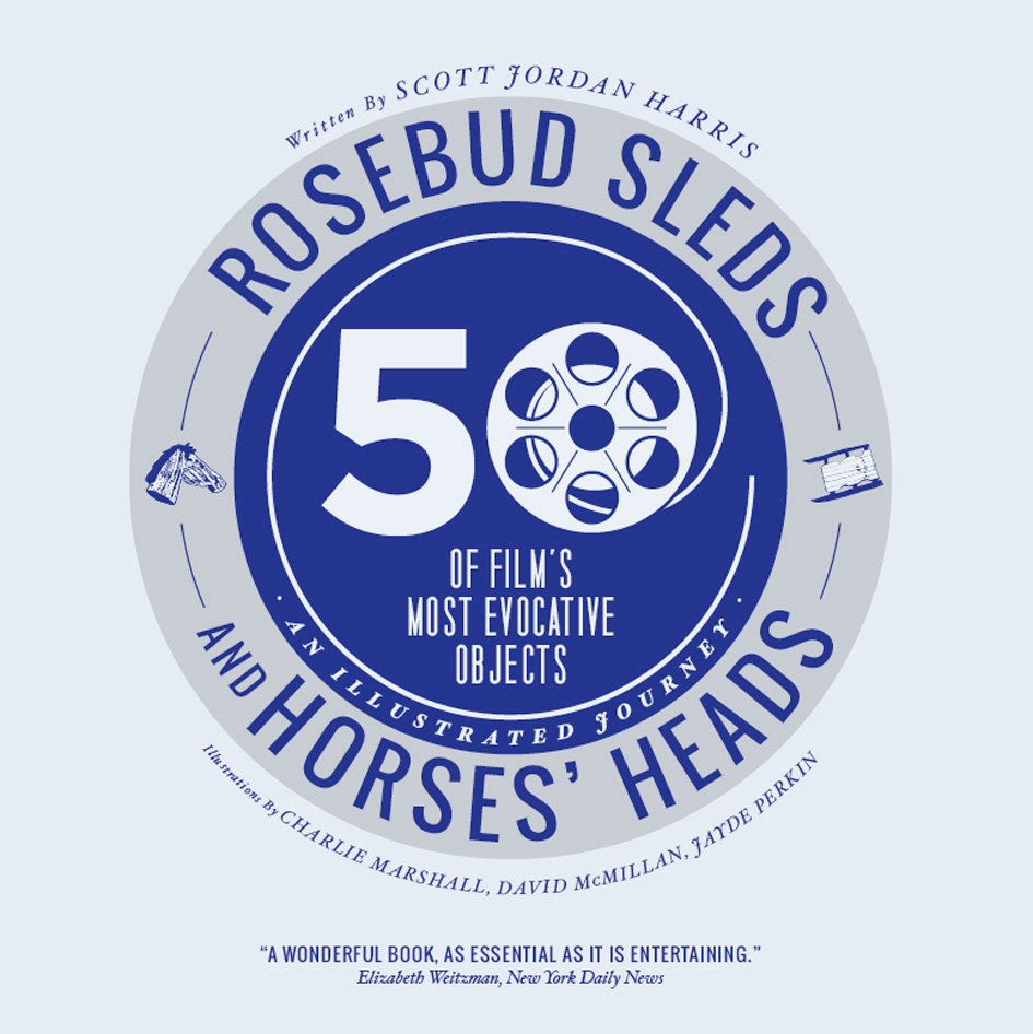 Rosebud Sleds and Horses' Heads