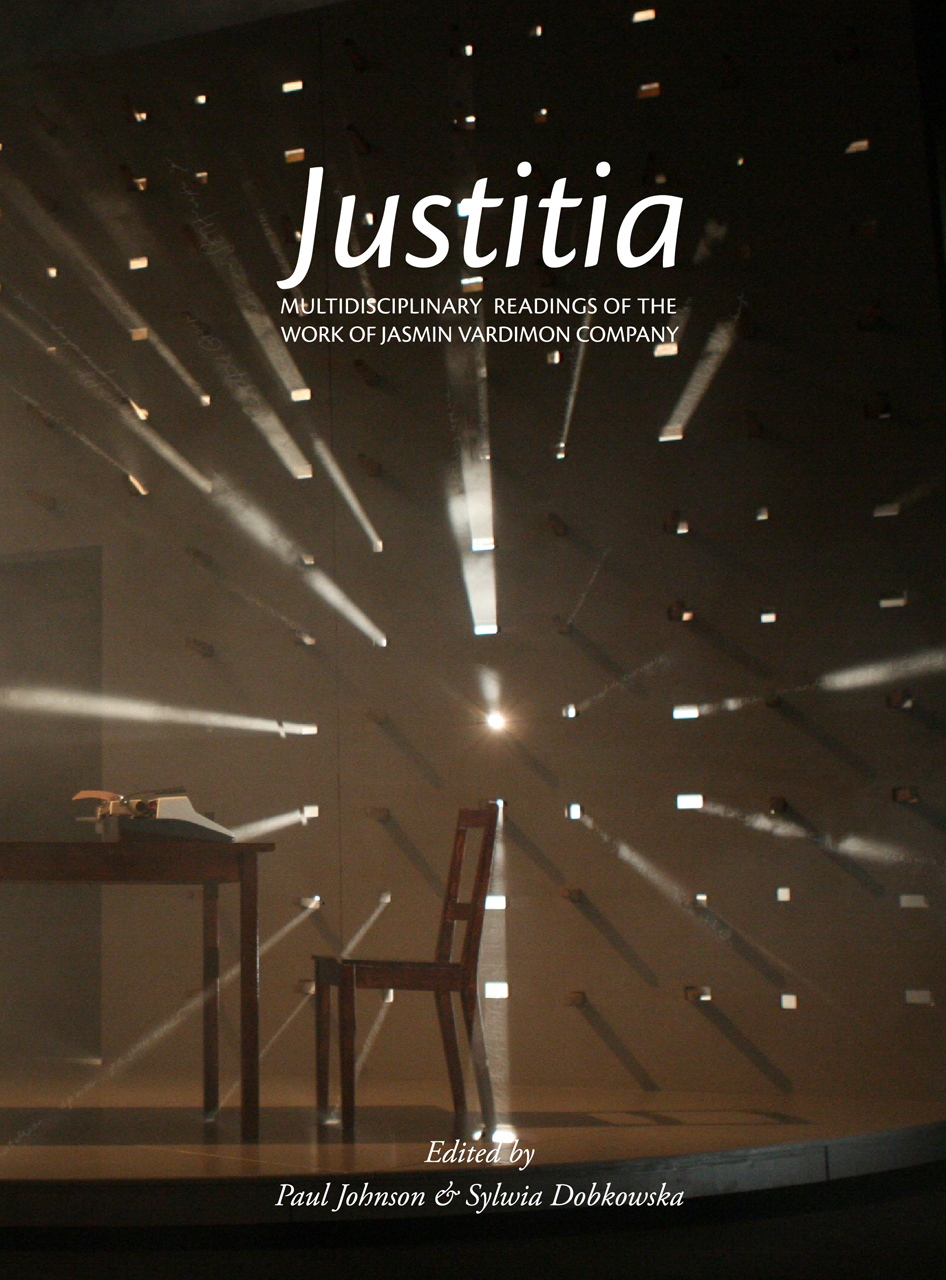 Justitia: Multidisciplinary Readings of the Work of the Jasmin Vardimon Company