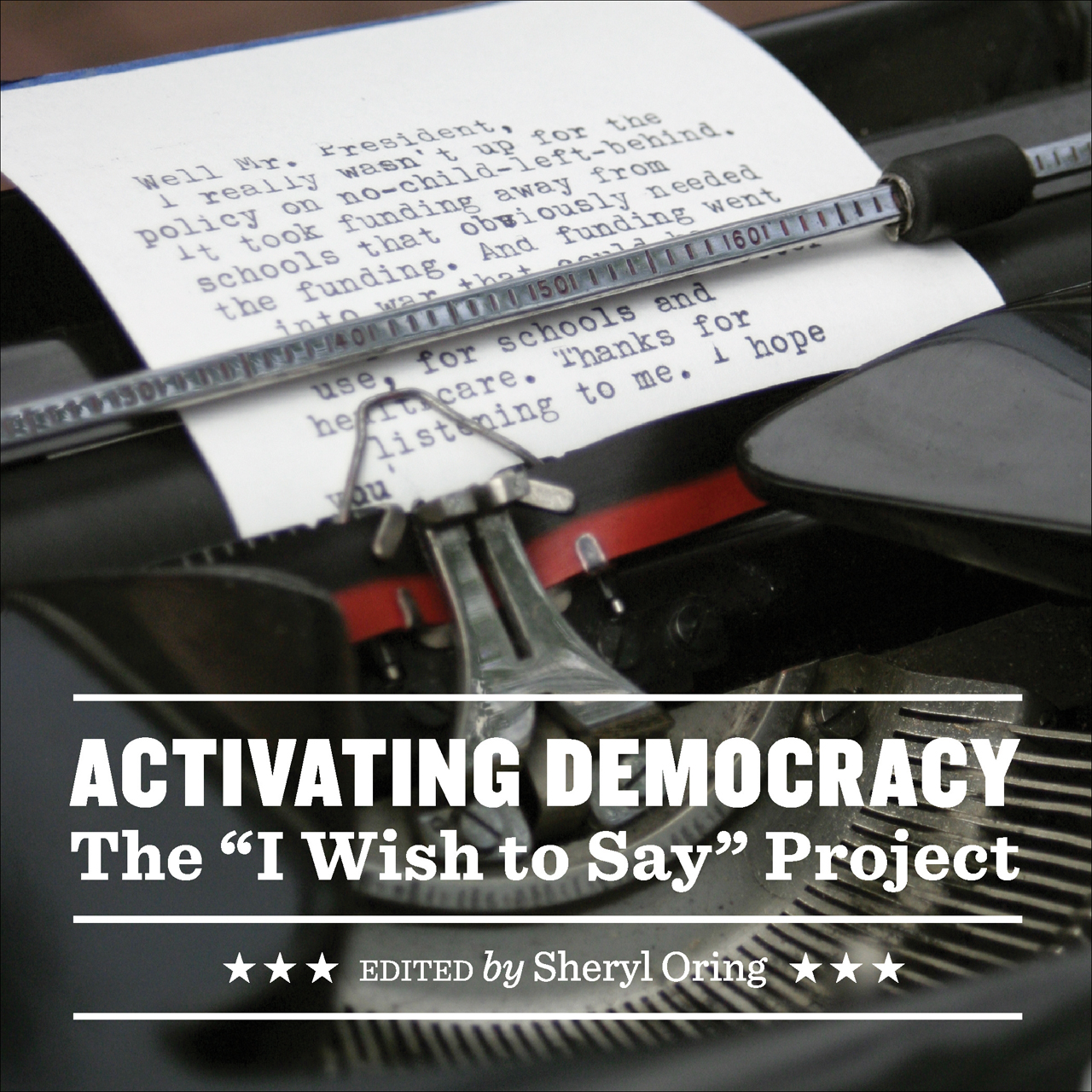 Activating Democracy
