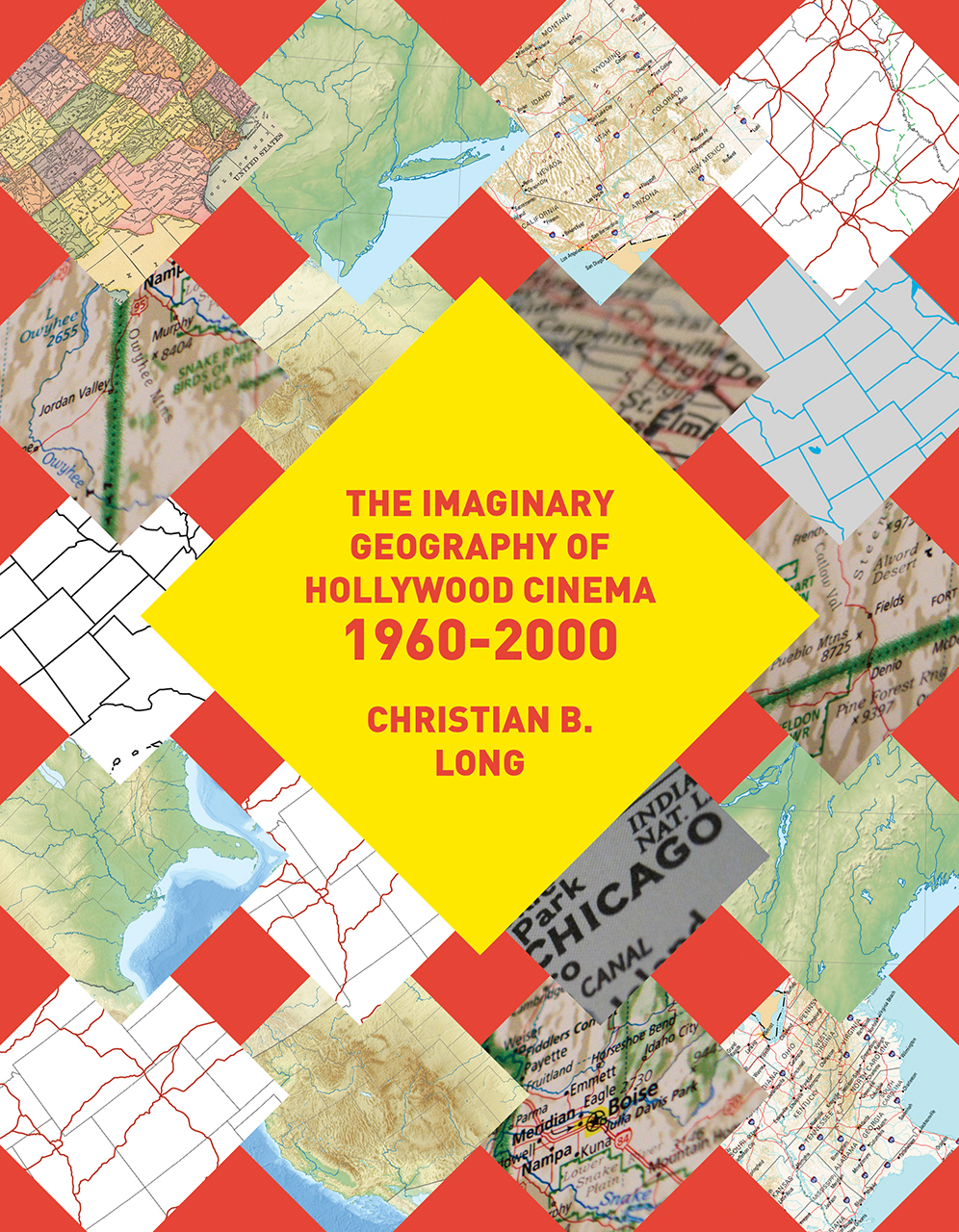 The Imaginary Geography of Hollywood Cinema 1960-2000