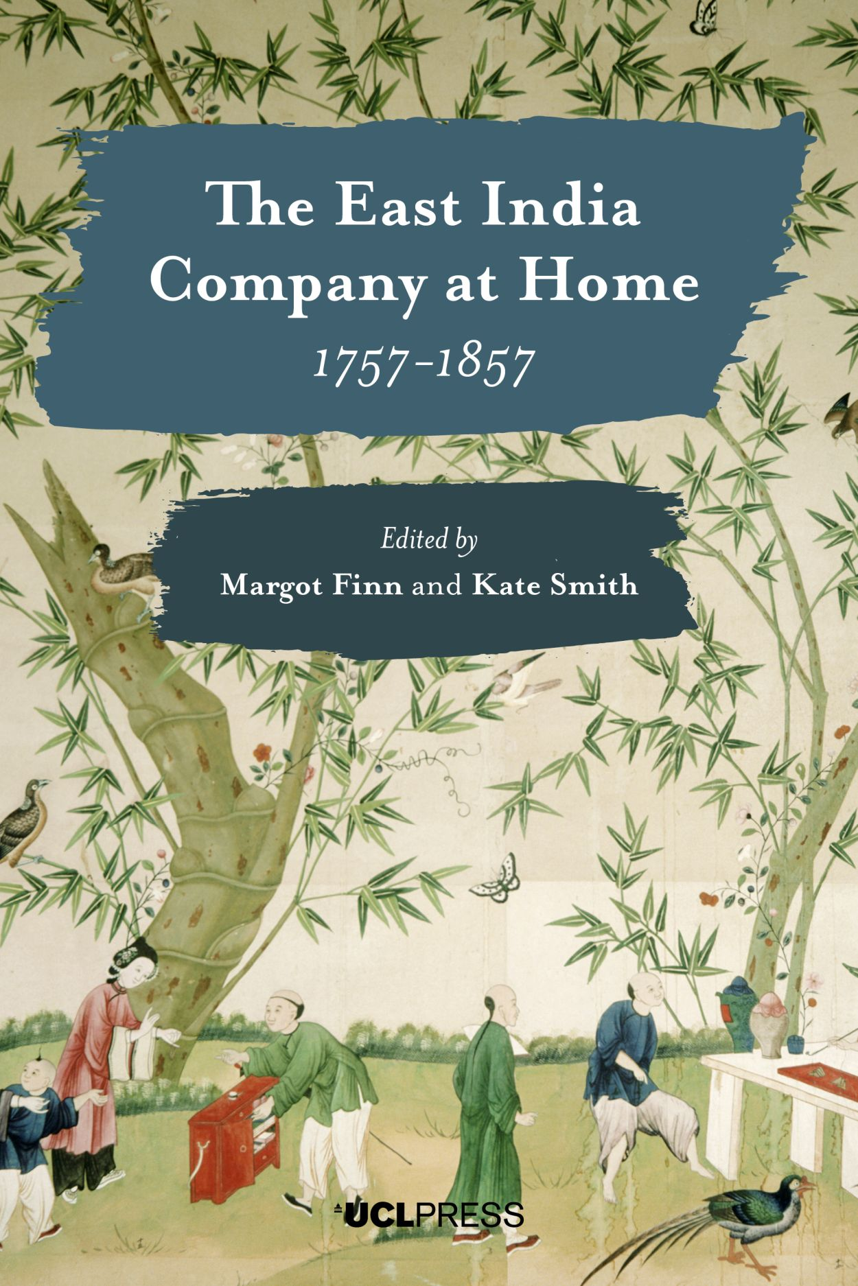 East India Company at Home, 1757-1857