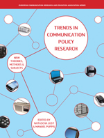 Trends in Communication Policy Research: New Theories, Methods and Subjects