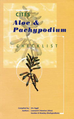 CITES Aloe and Pachypodium Checklist