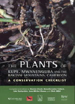 Plants of Kupe, Mwanenguba and the Bakossi Mountains, Cameroon: a conservation checklist