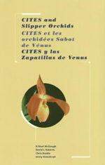 CITES and Slipper Orchids: a user's guide