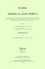 Flora of Tropical East Africa: Gesneriaceae