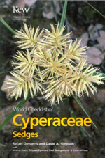 World Checklist of Cyperaceae
