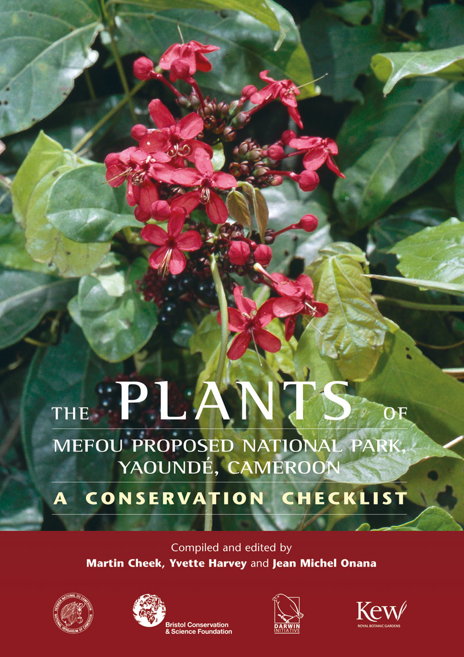The Plants of Mefou proposed National Park, Central Province, Cameroon: A Conservation Checklist