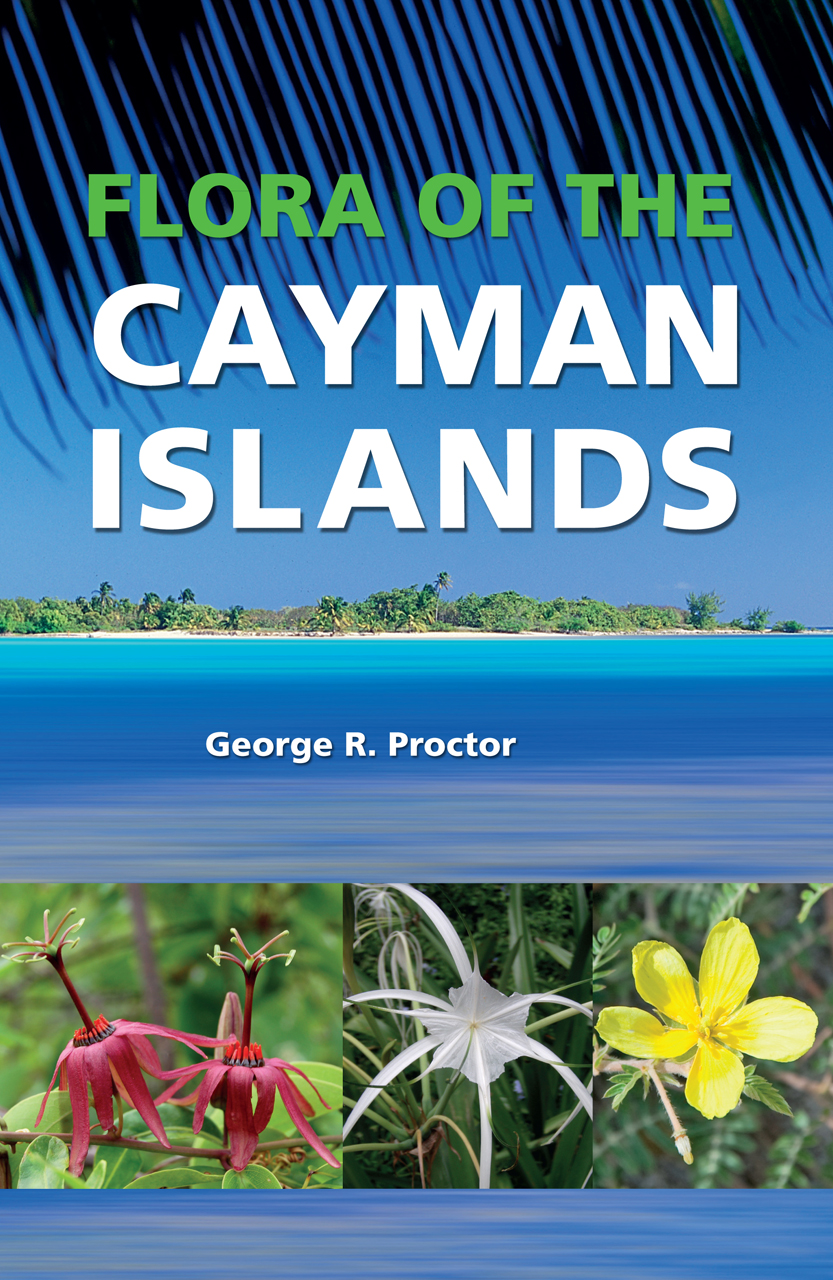 Flora of the Cayman Islands