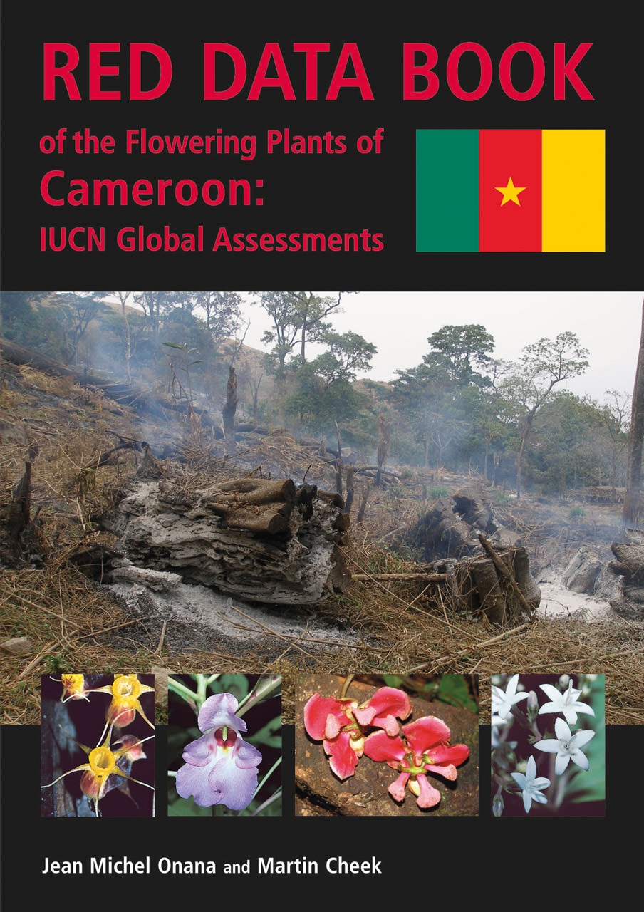 Red Data Book of the Flowering Plants of Cameroon: IUCN Global Assessments