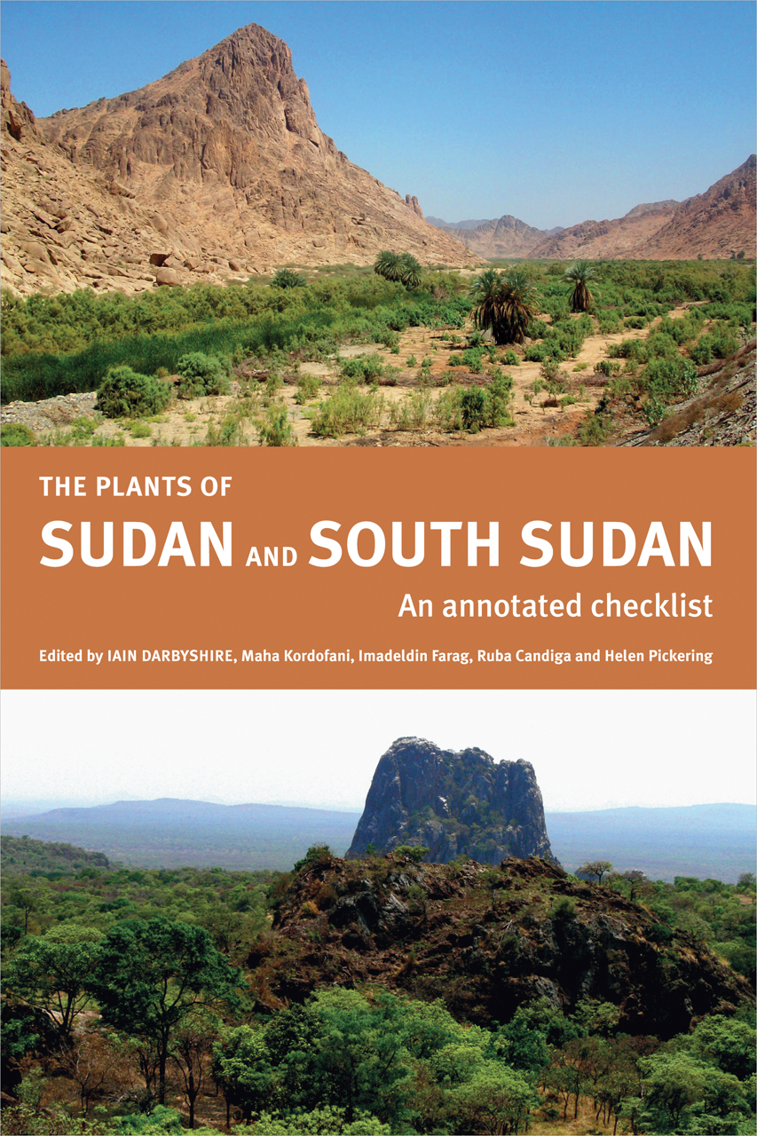 The Plants of Sudan and South Sudan: An Annotated Checklist