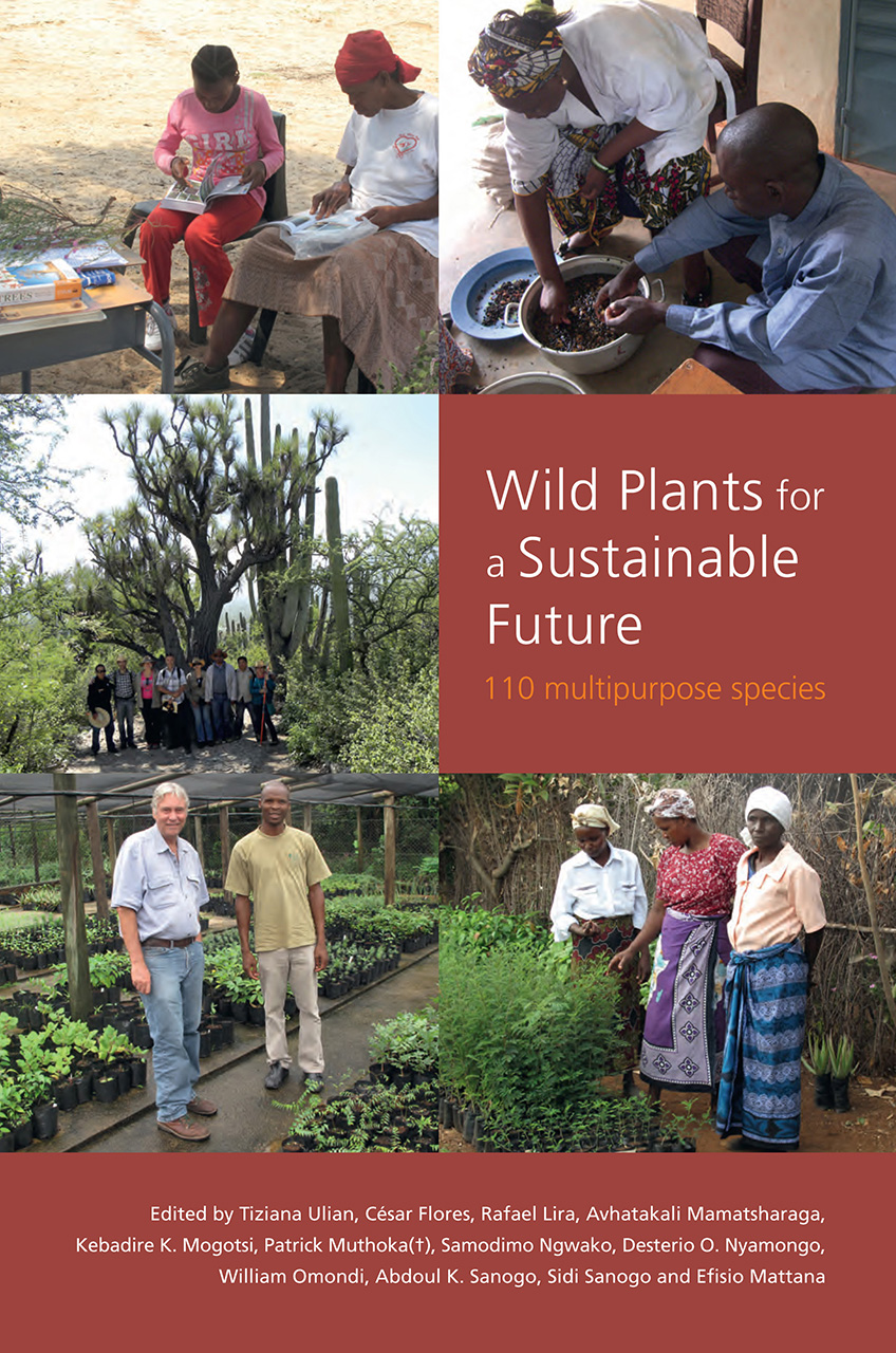 Wild Plants for a Sustainable Future