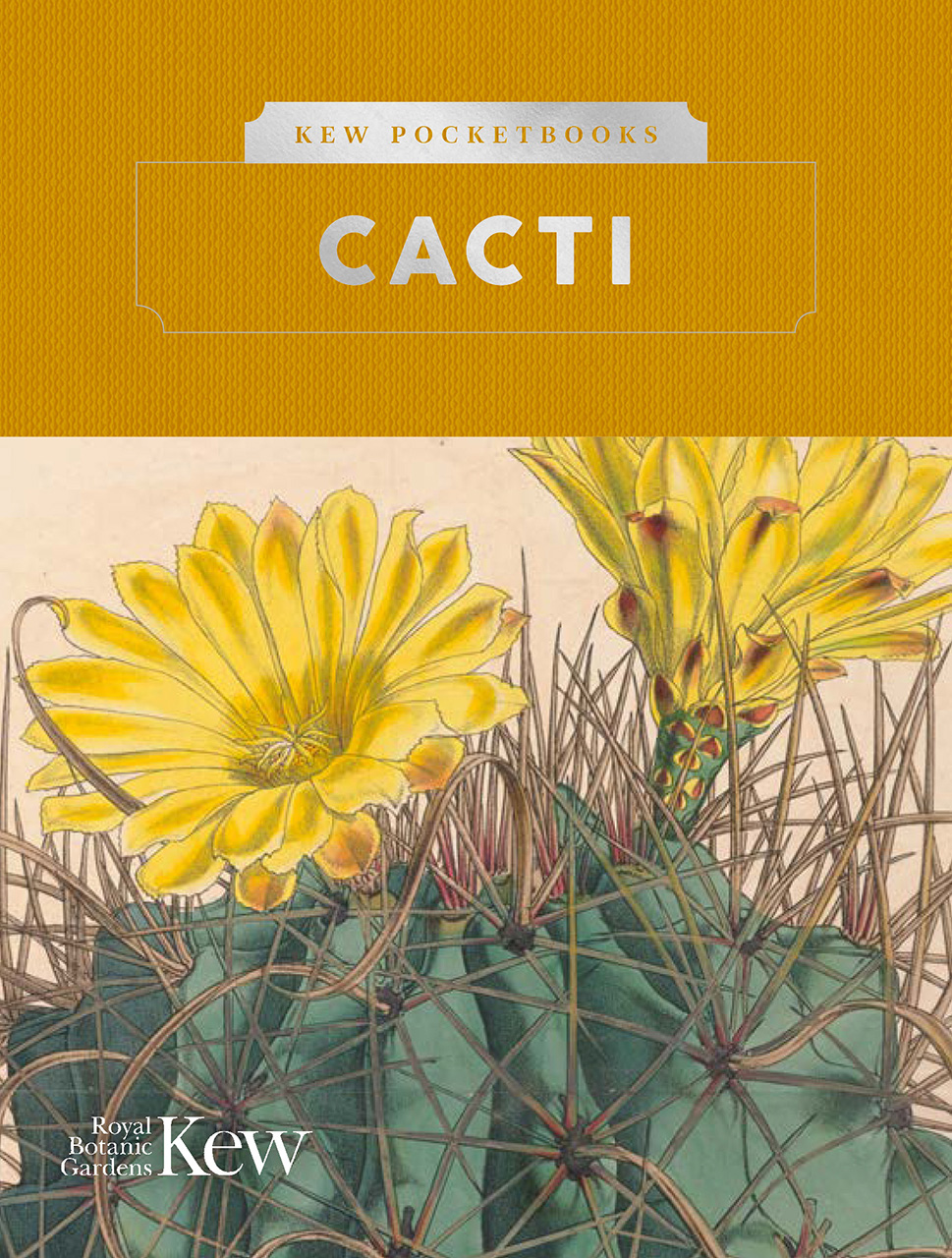 Kew Pocketbooks: Cacti