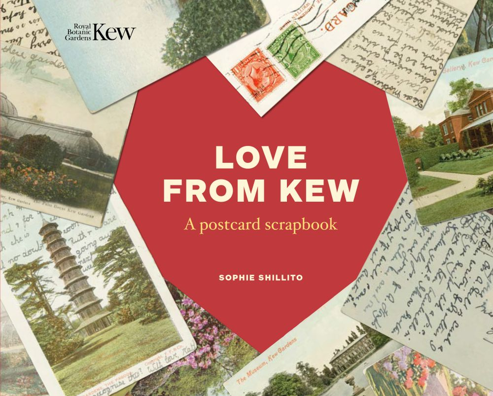Love from Kew: A postcard scrapbook
