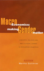 Macro-Economics: Making Gender Matter