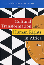 Cultural Transformation and Human Rights in Africa
