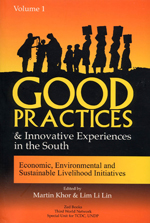 Good Practices and Innovative Experiences in the South: Volume I: Economic, Environmental and Sustainable Livelihood Initiatives