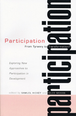 Participation - From Tyranny to Transformation