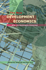 The New Development Economics: Post Washington Consensus Neoliberal Thinking