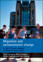 Migration and socioeconomic change: A 2001 Census analysis of Britain's larger cities
