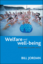 Welfare and well-being