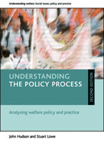 Understanding the policy process (Second edition): Analysing welfare policy and practice