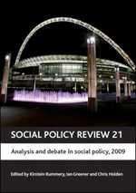 Social Policy Review 21
