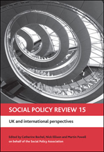 Social Policy Review 15: UK and international perspectives