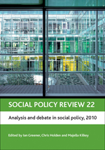Social policy review 22