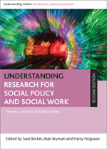 Understanding Research for Social Policy and Social Work