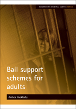 Bail support schemes for adults