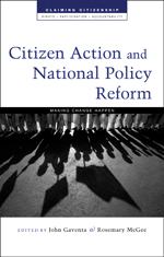 Citizen Action and National Policy Reform: Making Change Happen