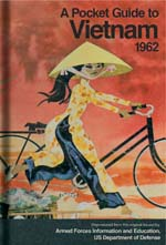 A Pocket Guide to Vietnam, 1962