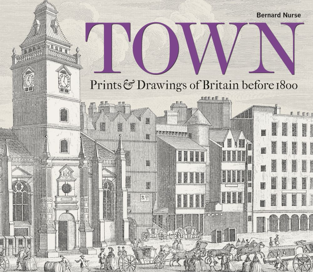 Town: Prints & Drawings of Britain before 1800
