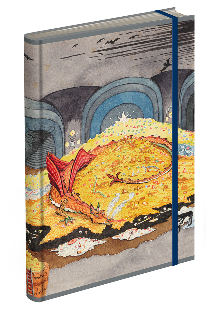 Tolkien: Smaug Journal