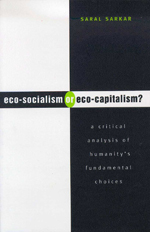 Eco-Socialism or Eco-Capitalism?