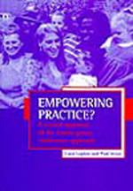 Empowering practice?: A critical appraisal of the family group conference approach