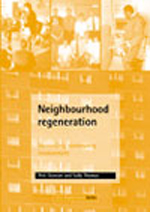 Neighbourhood regeneration: Resourcing community involvement