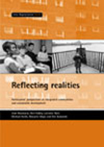 Reflecting realities: Participants' perspectives on integrated communities and sustainable development