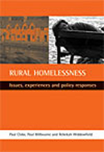 Rural homelessness: Issues, experiences and policy responses