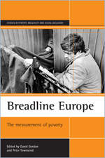 Breadline Europe: The Measurement of Poverty