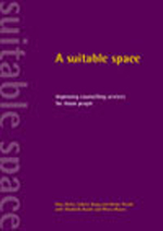 A suitable space: Improving counselling services for Asian people