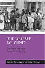 The welfare we want?