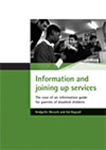 Information and joining up services: The case of an information guide for parents of disabled children