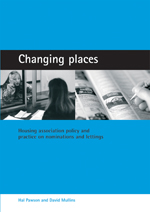 Changing places: Housing association policy and practice on nominations and lettings