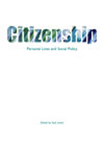 Citizenship: Personal lives and social policy